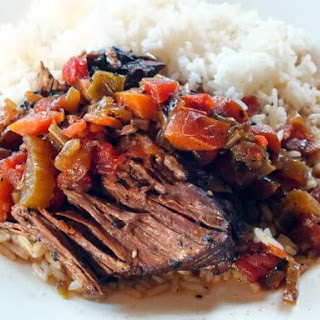 Cajun Slow Cooker Pot Roast