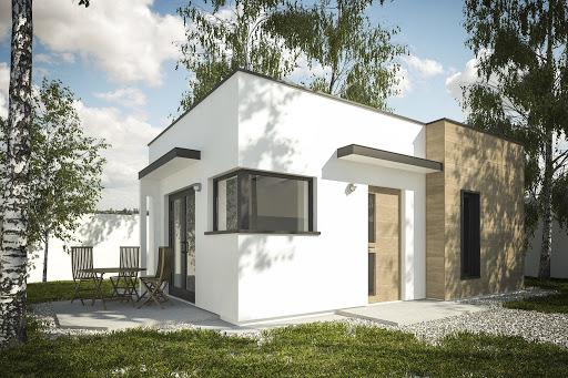 projekt G254 - Budynek rekreacji indywidualnej