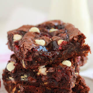White Chocolate Swirl Brownies Recipes.