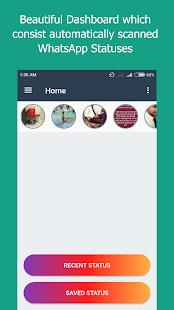 Screenshots of WhatsApp Status Saver Free for iPhone