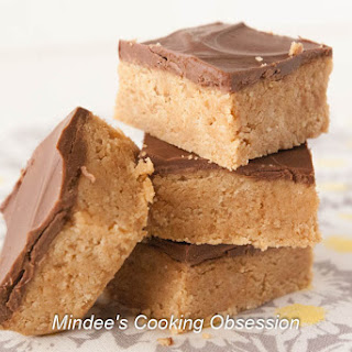 No Bake Cookie Butter Bars Recipe
