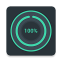 Beautiful Battery Disc Widget icon