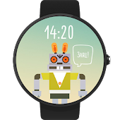 Rabbot Watch Face Android FWF