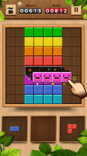 Wood Color Block: Puzzle Game 1.1.2 screenshots 4