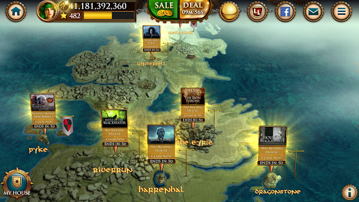Game of Thrones Slots Casino - Free Slot Machines apktram screenshots 6
