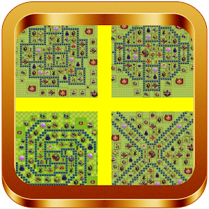 Strategy Map COC TH10 download