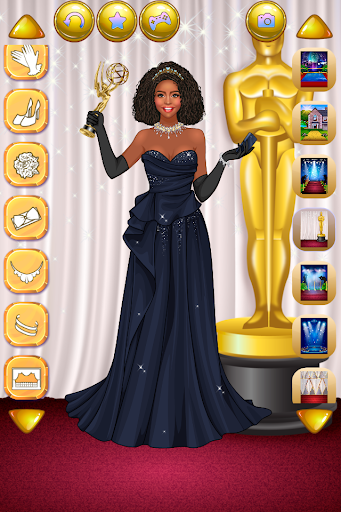 Actress Dress Up - Fashion Celebrity 1.0.7 screenshots 5