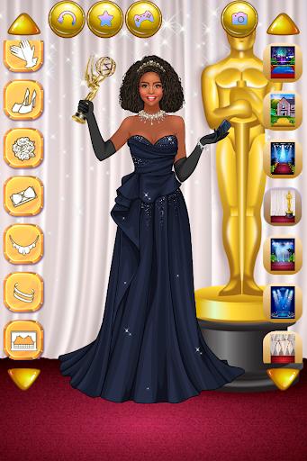 Actress Dress Up - Fashion Celebrity apktram screenshots 5