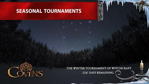 Covens: Tournament of Witchcraft apktram screenshots 2