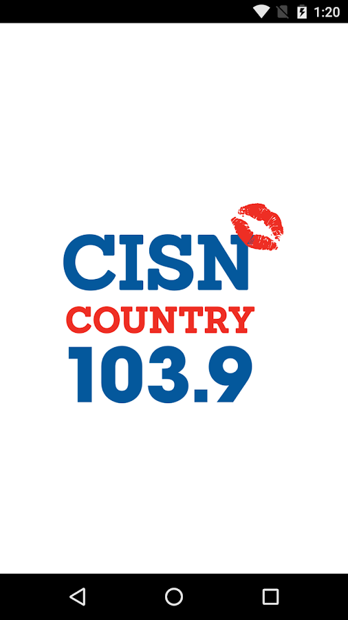Today's CISN Country 103.9- screenshot