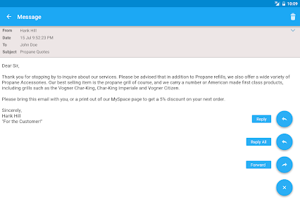 MailCal for Exchange v3.64