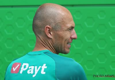 Alle ogen gericht op Robben voor eerste Eredivisie-duel in 16 jaar