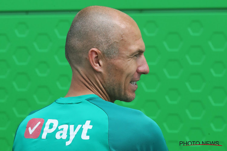 🎥 Hij is het nog niet verleerd! Robben scoort eerste Groningen-goal in ruim 18 jaar tijd