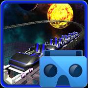 Space Roller Coaster VR (CardBoard)