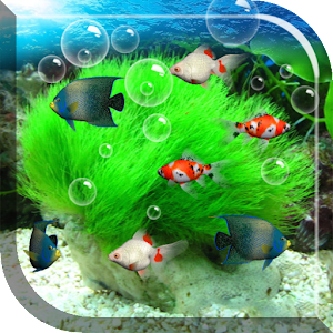 Aquarium Free Live Wallpaper 4.4 Icon