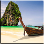 Thailand Beach Video Wallpaper