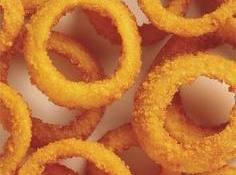 Heavenly Fried Onion Rings Recipe