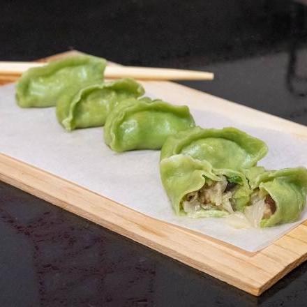 Green Vegetable Gyoza