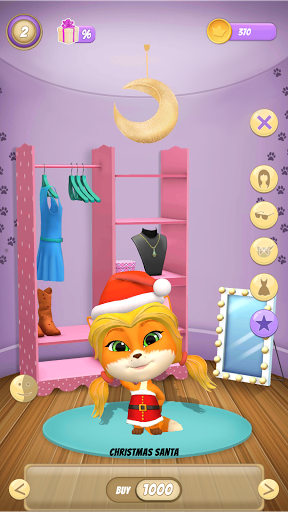 Lily - My Talking Virtual Pet apkdebit screenshots 3
