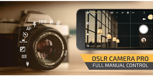 Manual Camera : DSLR Camera Professional (Procam) - Apps on Google Play