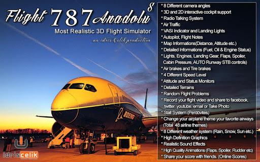 Flight 787 - Anadolu PRO-S