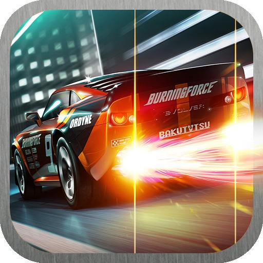 NT Venturous Race Car Drifting