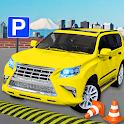 Extreme Prado Parking : Modern Parking Game 2020 icon