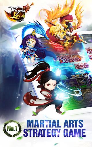 Wuxia Legends - Condor Heroes 1.5.9 screenshots 5