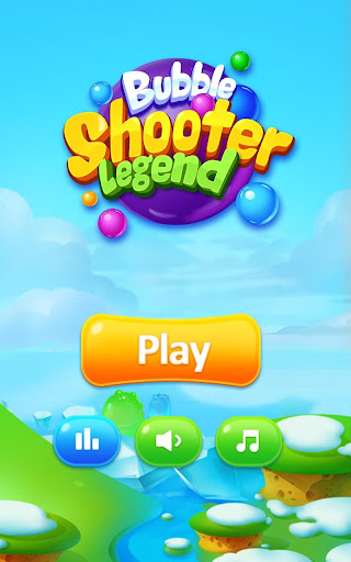 Bubble Shooter Legend Screenshot