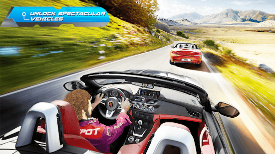 Speed Traffic Highway Car Racer: Motorsport Racing- screenshot thumbnail