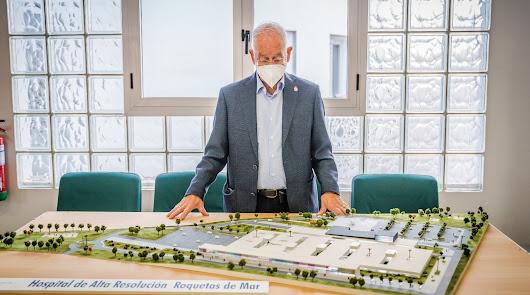Hospital de Roquetas: inminente inicio de obras tras firmarse el contrato