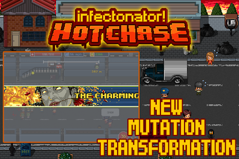 Infectonator Hot Chase Screenshot