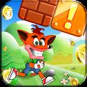 Crash Running Bandicoot icon