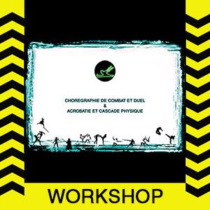 Atelier de travail intensif et thématique. Workshop : Alexis DIENNA.