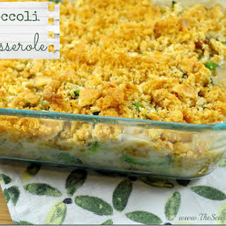 Broccoli Casserole Recipes.