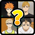 Haikyuu Quiz Game icon