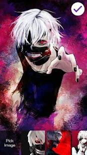 Kaneki Ghoul  Anime Lock Screen - náhled