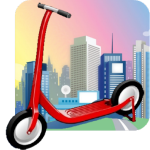 Scooter Racing® Roller Skate for PC and MAC