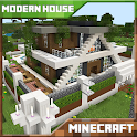 Modern Houses for Mine Craft PE icon