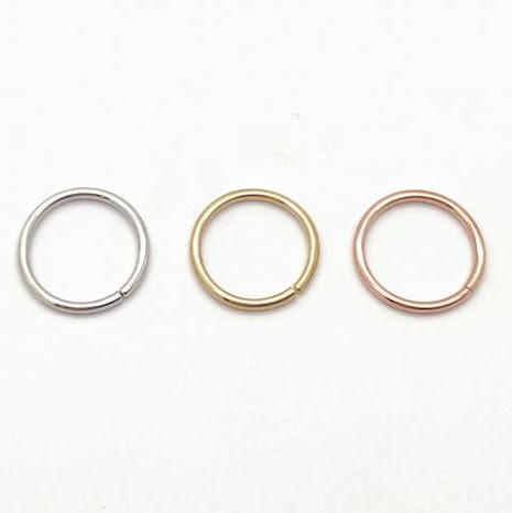 """""""Seamless Ring"""", 18k"""