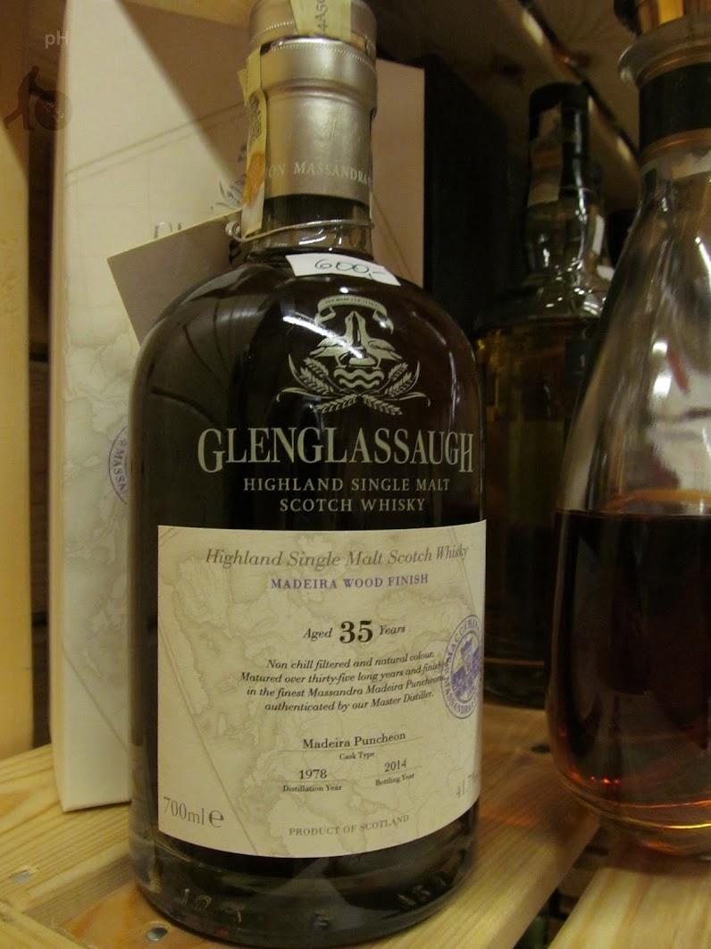 Glenglassaugh 35yo