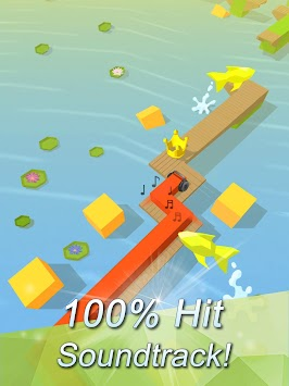Dancing Line By Cheetah Games APK screenshot thumbnail 9