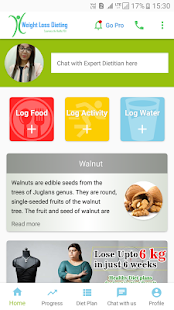 Weight Loss Dieting - náhled