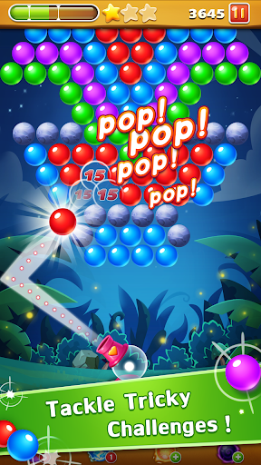 Jeu De Bulles - Bubble Shooter Legend  captures d'écran 2