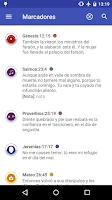 Screenshot of La Biblia en Español