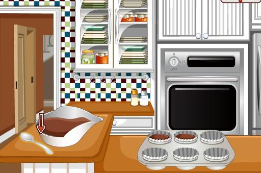 cookies cooking girls game Apk Download 20