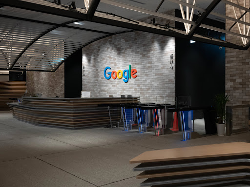 Google's Asia Pacific Office in Tokyo - STRM, Japan.