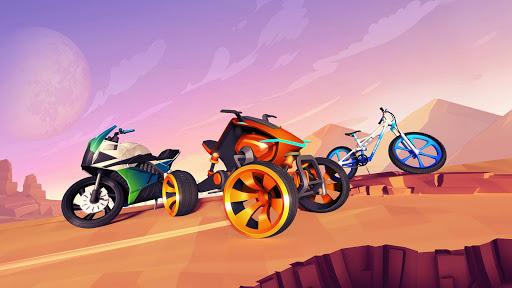 Gravity Rider Zero 1.30.3 screenshots 1