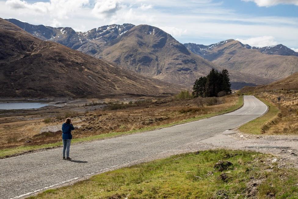 Szkocja, Z Glasgow na Wyspę Skye