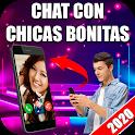 Chat Con Chicas Bonitas En El Celular Fácil Guía icon